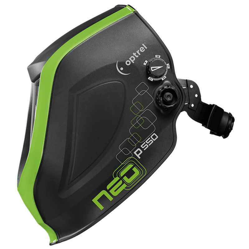 NEO P550 BLACK-GREEN